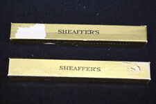 Lot of 2 Vintage Sheaffer'S Eversharp Pens/Pencils, #D22 Black & #D23 Brown