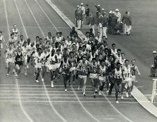 Photo Argentique Raymond Depardon Jo Jeux Olympiques Tokyo Japon 1964