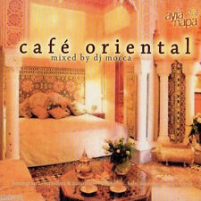 CAFE ORIENTAL = Yonderboi/Pochill/Mahoroba...=2CD= DOWNTEMPO FUTURE JAZZ AMBIENT