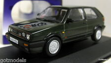 Vanguards 1/43 Scale VA13604A VW Volkswagen Golf GTi Mk2 16V Oak green RHD UK