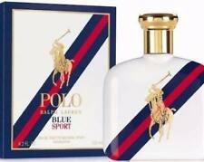 Ralph Lauren Polo Blue Sport EDT 125ml DISCONTINUED for Men Fragrance 4.2 oz