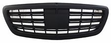 FRONT GRILLE Maybach / S600 style for Mercedes Benz W222 S class S63 (Matte)