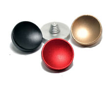 High Quality Shutter Button Soft Release Set Concave Black Red Bronze Silver
