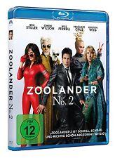 Zoolander No 2 - Ben Stiller - Owen Wilson - Will Ferrell - Blu Ray