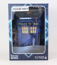 DOCTOR WHO TRENZALORE TARDIS 8 inch Vinyl 2014 NYCC Exclusive