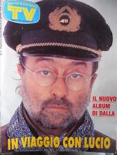 TV Sorrisi e Canzoni n°2 1994 Lucio Dalla Alba Parietti Donatella Raffai  [D46]