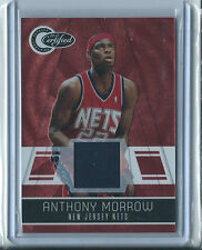 2010-11 Panini Totally Certified Anthony Morrow *Red Parallel Jersey* 19/249