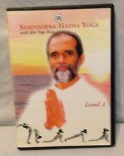 Sampoorna Hatha Yoga with Shri Yoga Hari Level 1 workout exercise fitness DVD