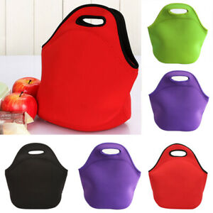 Adults Kids Small Meal Bag loveliness Thermal Bags Office Insulated Lunch Boxes