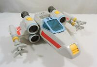 "X-Wing Fighter Hasbro LFL  9"" Star Wars RARE Europe version 2011"