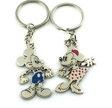 couples keychains Key Ring for lover A Pair Couple keychain Fashion Metal