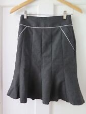 Review Viscose Regular Size Skirts for Women