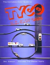 The Complete Color Guide to TYCO HO Slot Cars, Esposito, 3rd Ed. includes Mattel