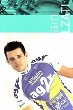CYCLISME  carte cycliste SYLVAIN CALZATI  équipe AG2R 2006