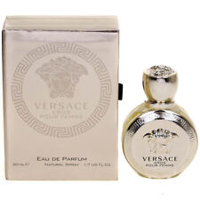 New Boxed & Sealed VERSACE EROS Pour Femme 50ml Eau De Parfum Spray