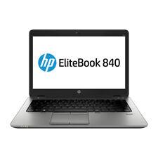 HP EliteBook 840 G2 Intel Core i5 2.30GHz 4GB Ram Laptop {TOUCHSCREEN}