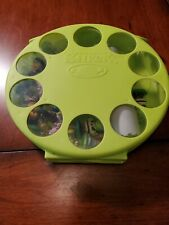 Shrek Miniature Toy Lot With Case
