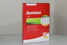 Quicken Starter 2018 edition compatible with Win & Mac - 2 year membership New