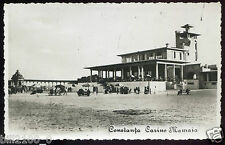 carte-photo . Roumanie . Romania . Constanta . cazino Mamaia