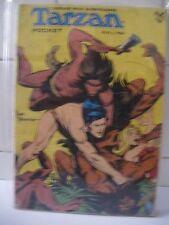 Tarzan Pocket n.5 Edgar Rice Burroughs Editrice Cenisio Milano 1976.