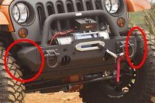 Heavy Duty Embout Pare choc Court Jeep Wrangler JK