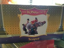 Warner Bros The King and I Elephant Teapot New in Original box
