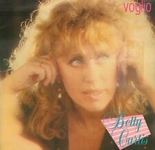 "BETTY CURTIS ‎– Voglio  (1983 VINYL SINGLE 7"" ITALY)"