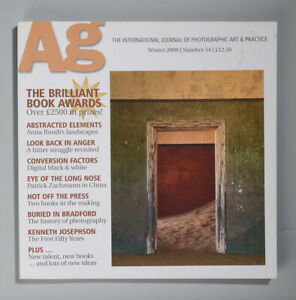 Ag Magazine. Volumes 54,55,56 and 57. Published 2009. 4x items.