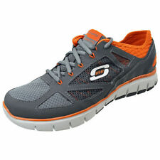 Chaussures grises pour homme, pointure 46