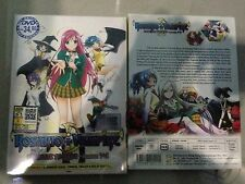ROSARIO + VAMPIRE Complete TV Series Sea. 1 & 2 Ep.1 to 26 DVD + English dubbed
