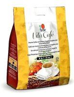 2 Packs DXN Vita Cafe 6 in 1 Ganoderma Coffee Ginseng Tongkat Ali Lingzhi Reishi