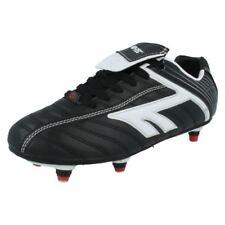 Calzado de niño Botas, botines de color principal negro sintético
