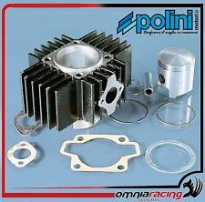 Polini Kit Gruppo Termico Cilindro Ghisa Ø46mm/Potenza 4.6 Garelli Noi Matic