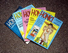 HONK! Magazine (Full series)