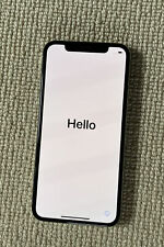 Apple iPhone X - 256GB - Silver (Unlocked) Excellent Condition