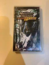 Monster Hunter Freedom Unite (Sony PSP, 2009)