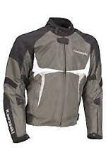 Kawasaki Sports Textile Jacket in Grey Designed by GIMOTO