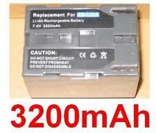 Akku 3200mAh typ SB-L220 SB-L70 L70A L70R LS70AB Für Leaf Aptus 22