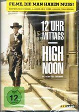 DVD 12 UHR MITTAGS v. Fred Zinnemann, Gary Cooper, Grace Kelly ++NEU