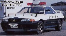 NISSAN R32GT-R PATROL CAR - KIT AOSHIMA 1/24 n° 36006