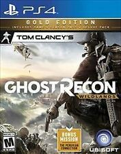 Tom Clancy's Ghost Recon: Wildlands - Gold Edition PS4 Playstation