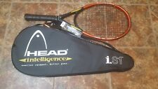 New Head i. S1 i.s1 Intelligence S 1 OS 107 strung racket and case 4 1/2 (4)
