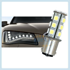 Cool White LED 18SMD BA15D Globe Auto Tail/Stop/Turn Signal/Brake Lamp Bulb