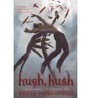Hush, Hush Becca Fitzpatrick Very Good Book