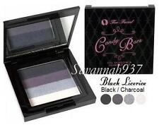 TOO FACED CANDY BARS EYE SHADOW & SHIMMER BAR PALETTE ~ BLACK LICORICE ~ NIB