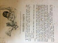m17b6 ephemera 1920s short story helen's party ethel talbot
