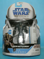 Star Wars Legacy Collection Saga Legends Super Battle Droid SL10 Hasbro