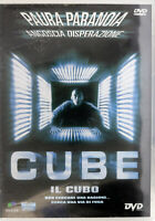 Cube - Il Cubo - DVD ED004073
