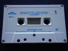 Breakfast Club - Never Be The Same 1987 Tape Cassette (C7)