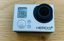 GoPro Hero3+ Black Edition Camcorder inkl. großem Zubehörpaket